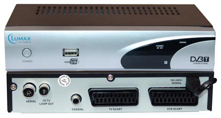 DVT-3000FTA silver